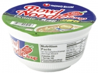 Nong Shim Instant Nudeln Bowl Scharfe 86g