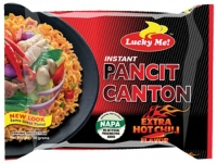 Lucky me Instant Nudeln Pancit Canton Chili 60g