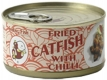 Smiling Fish Frittierter Wels & Chili 90g